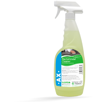 Clover AX - Ready-to-use Cleaner and Disinfectant